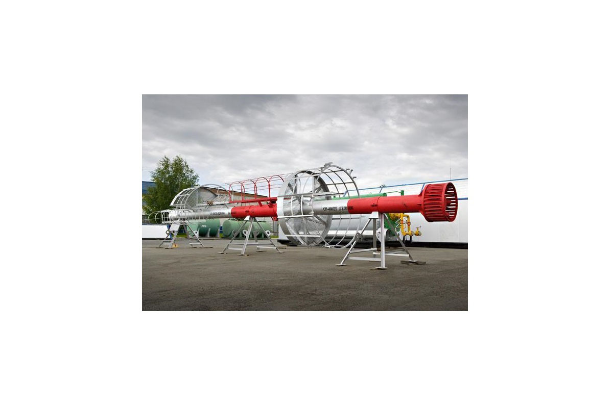 Flare units manufacture and delivery
